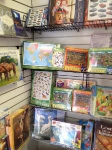 Pelican Bookstore Puzzles