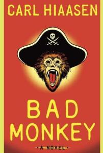 Carl Hiassen Bad Monkey