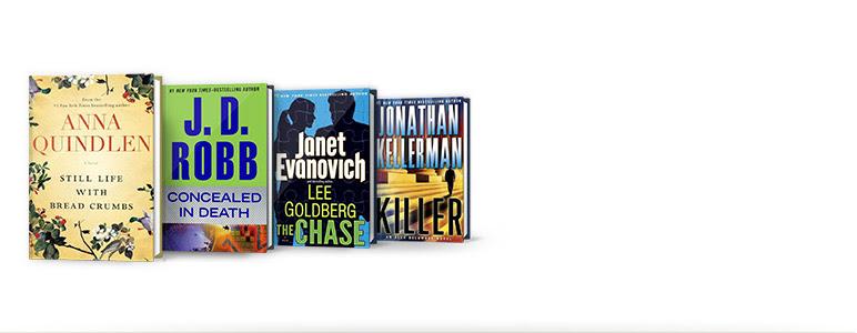 This Weeks Bestsellers
