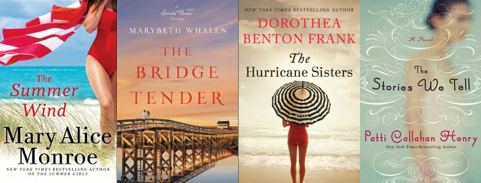 Pelican Bookstore Summer Author Series