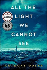 All the Light We Cannot See Anthony Doerr