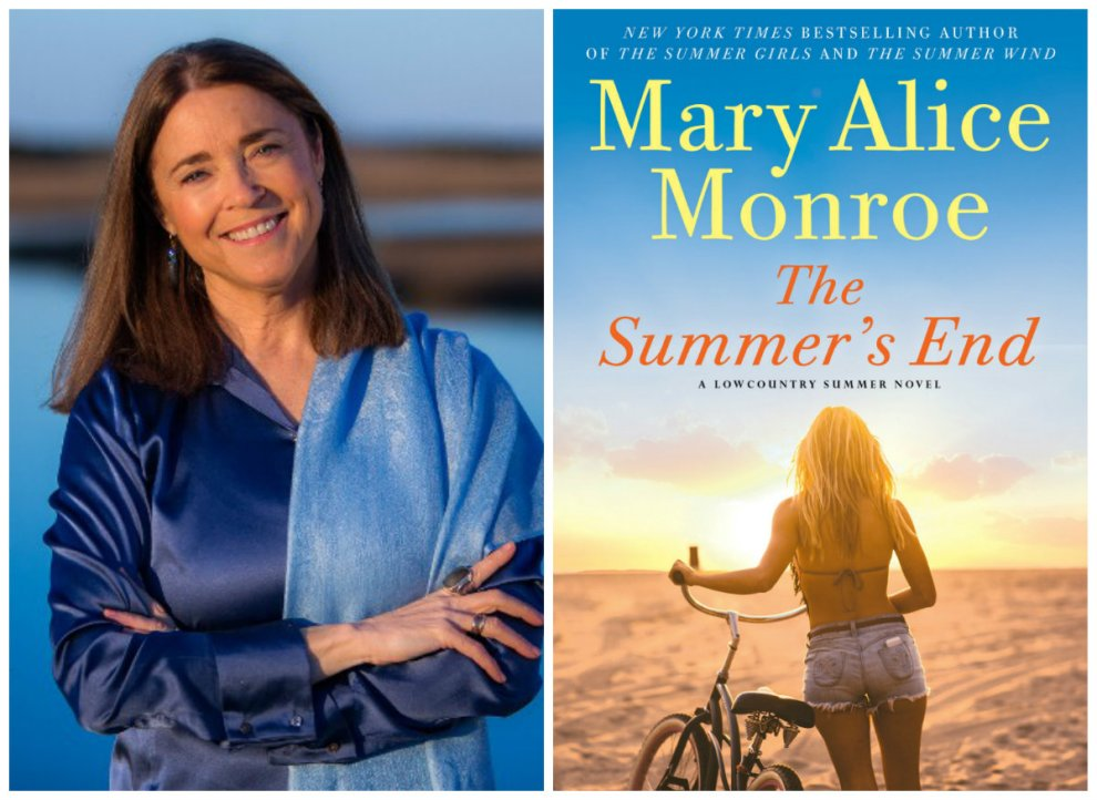 Mary Alice Monroe Summer's End Book Signing
