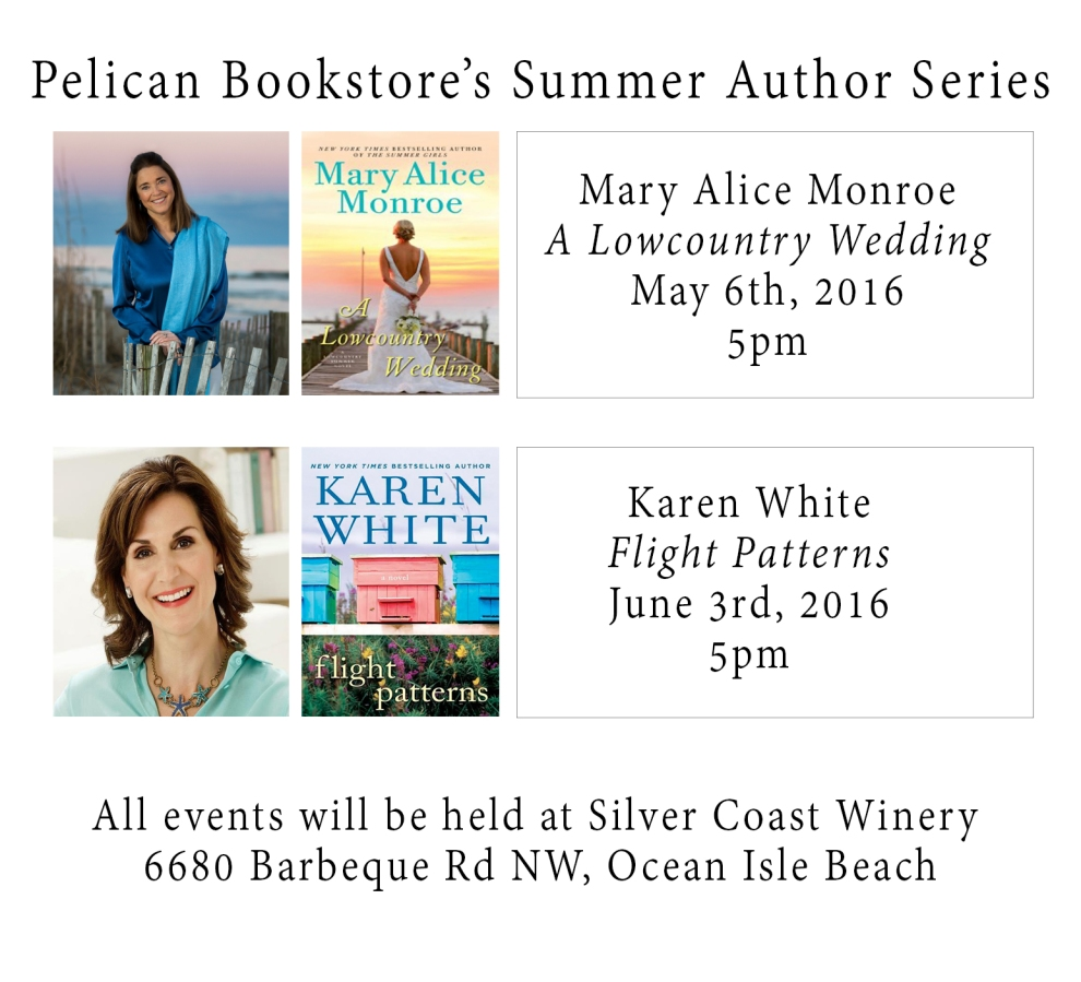 Pelican Summer Author Series 2016