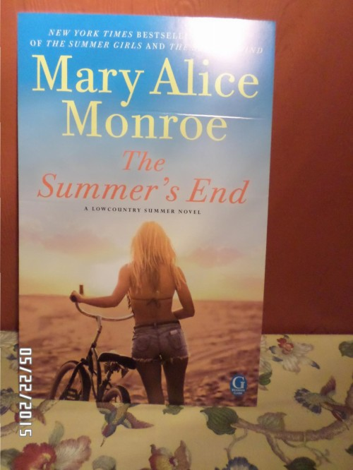 Mary Alice Monroe The Summers End Book Signing