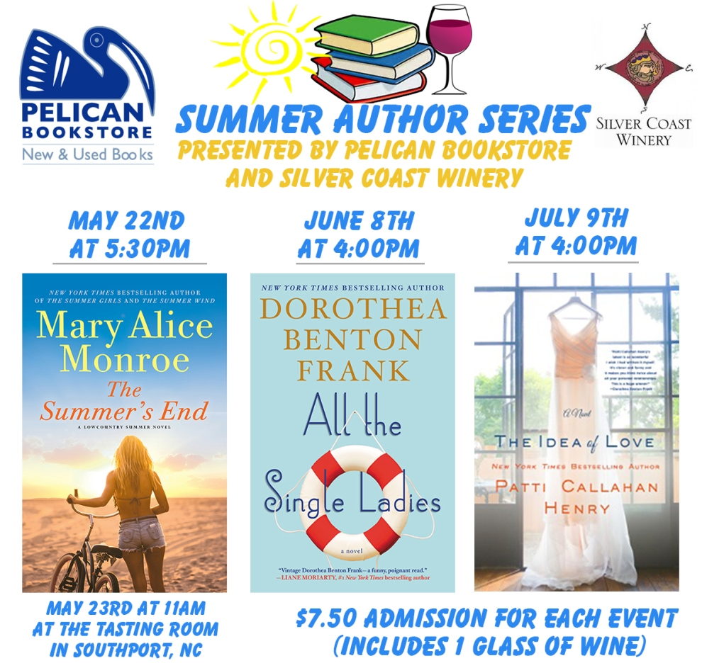 Summer Author Series
