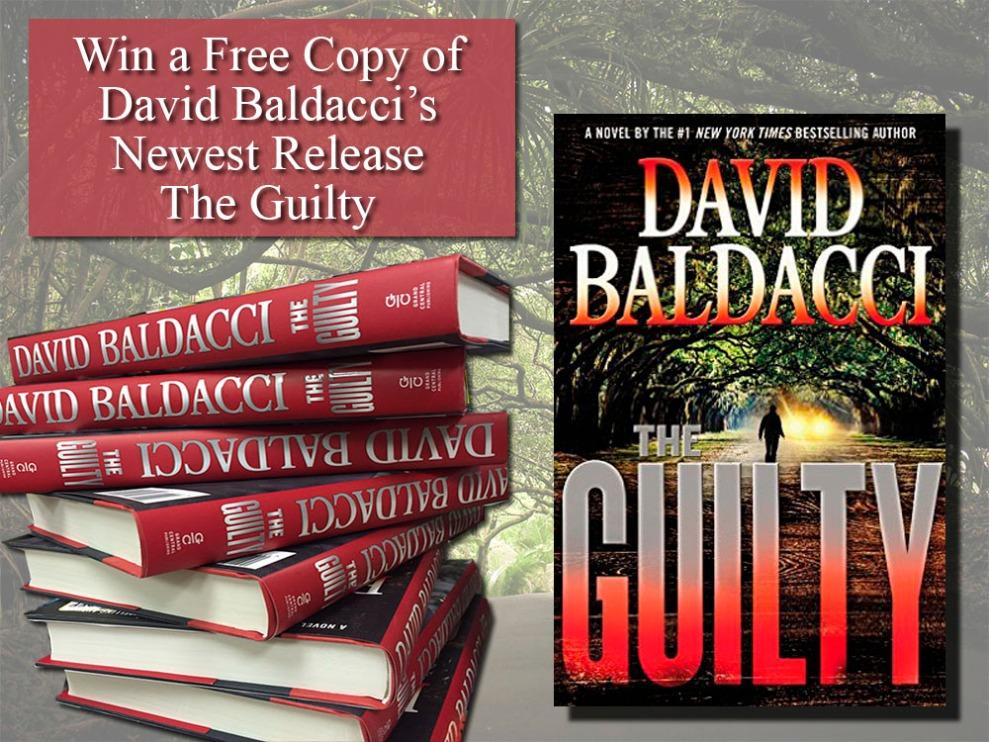 David Baldacci Giveaway