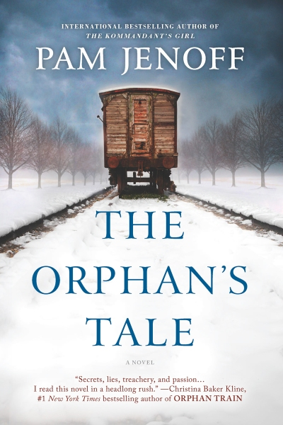 The-Orphans-Tale Pam Jenoff