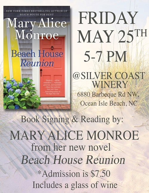 mary-alice-monroe Book signing